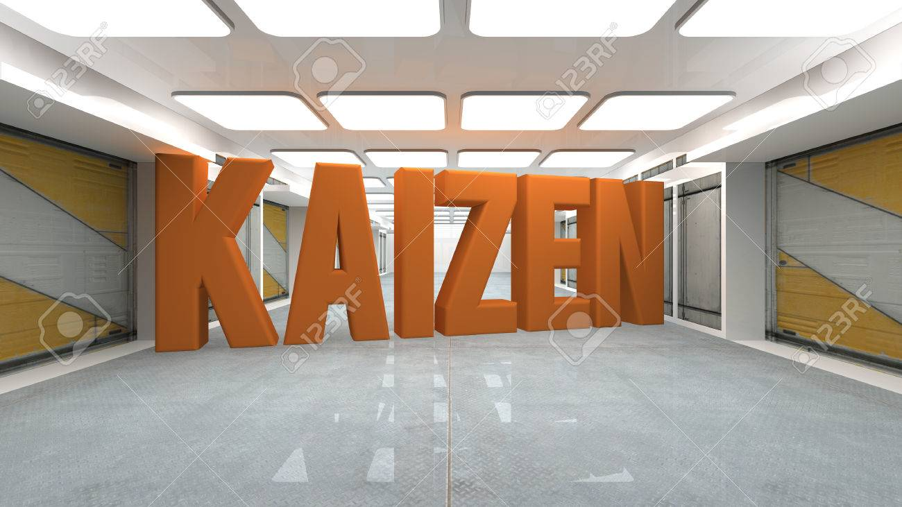 Kaizen Stock Photo - 28837424