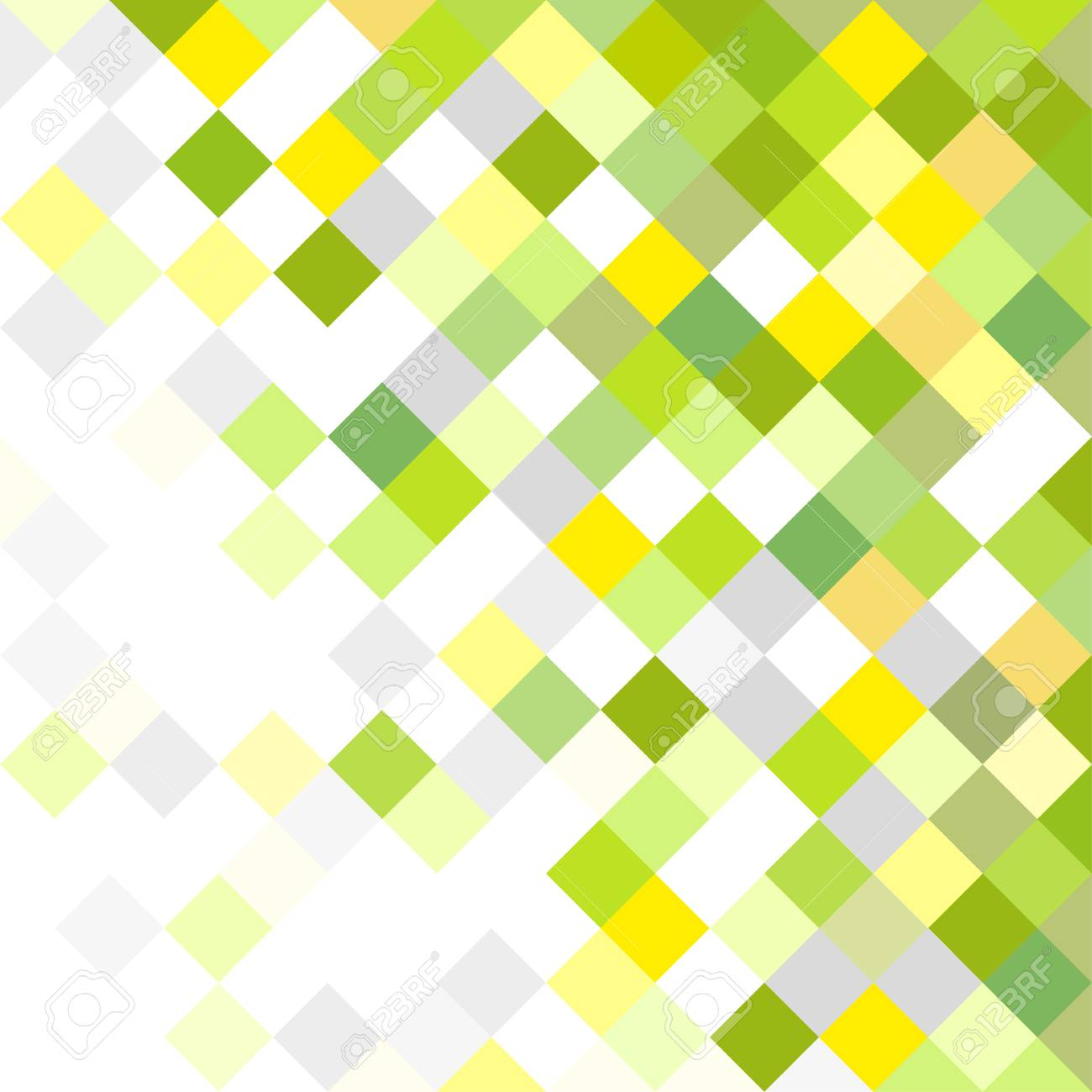 green geometric wallpaper  Background. Eco Texture. Multicolored Pattern. Abstract Geometric ...