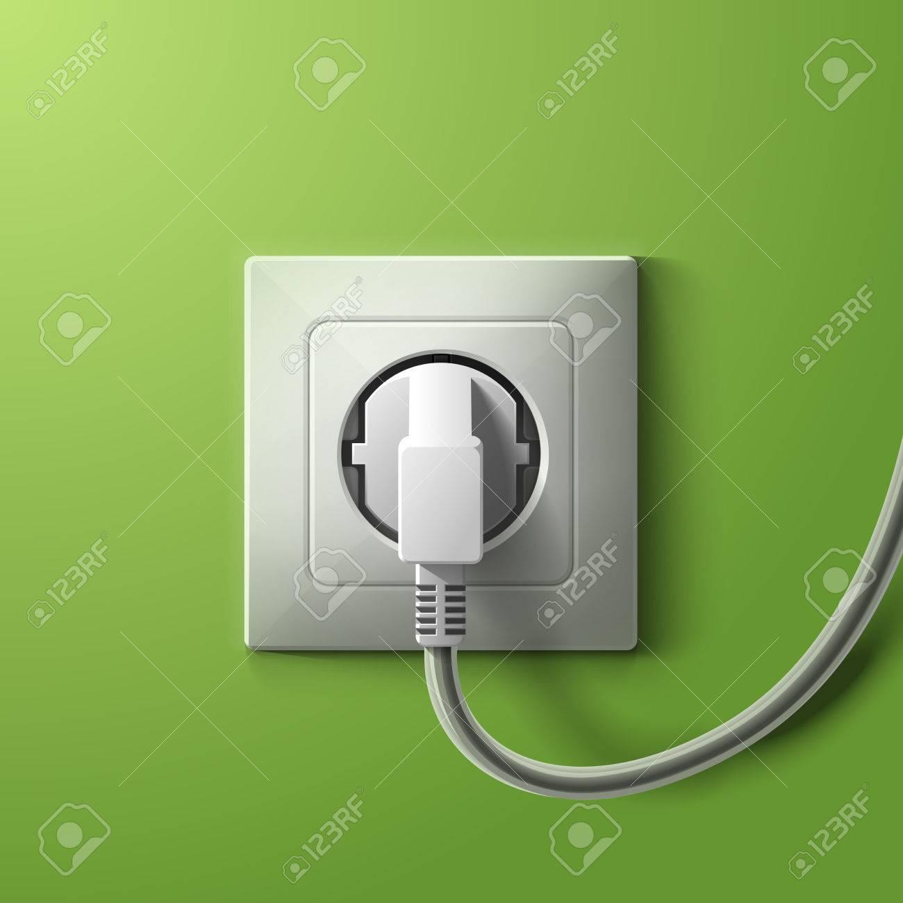 Großartig Grüne Weiße Und Schwarze Elektrische Drähte Zeitgenössisch ...