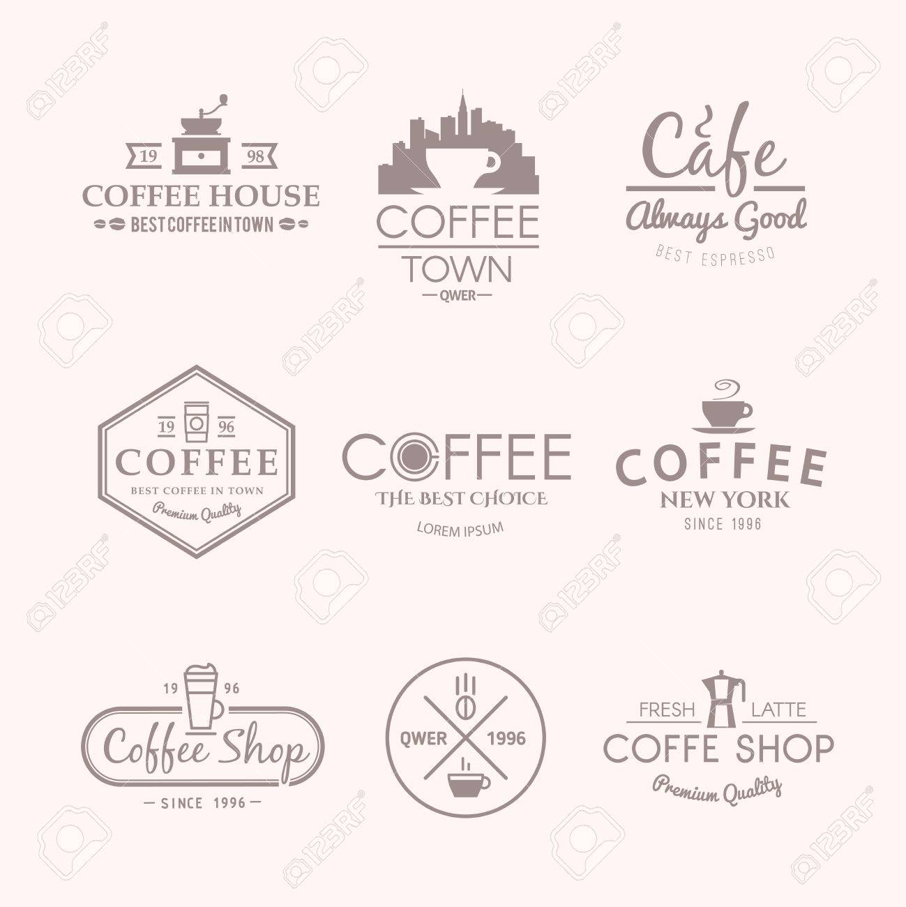 Beautiful set of vector labels for your projects coffee cafes beautiful set of vector labels for your projects coffee cafes coffee shops malvernweather Image collections