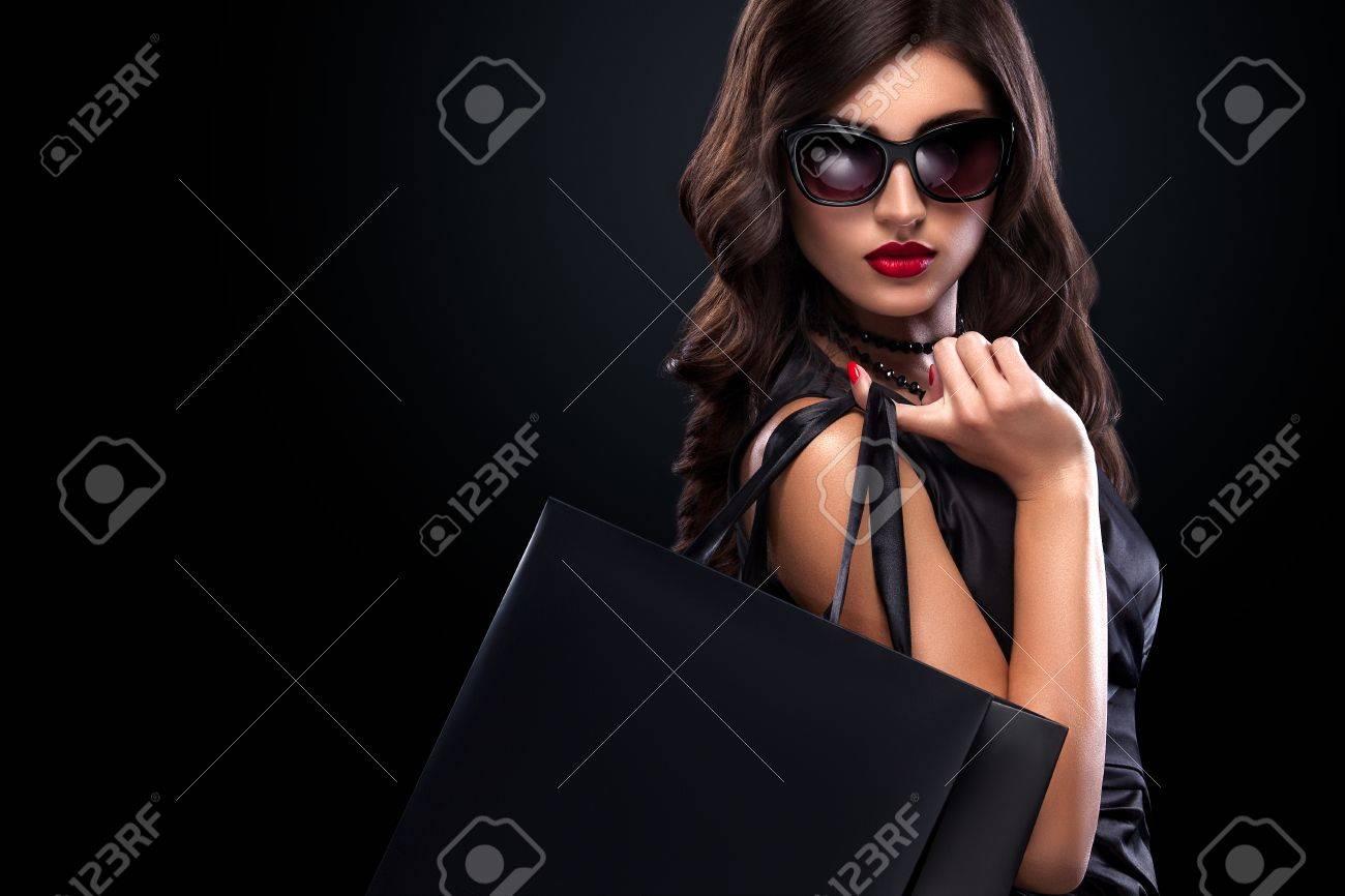 Bella ragazza nera immagini