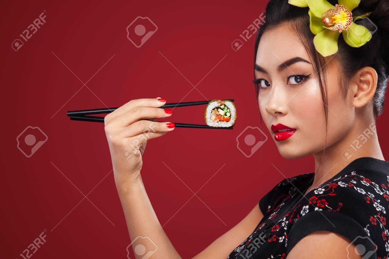 Asian the asian women day