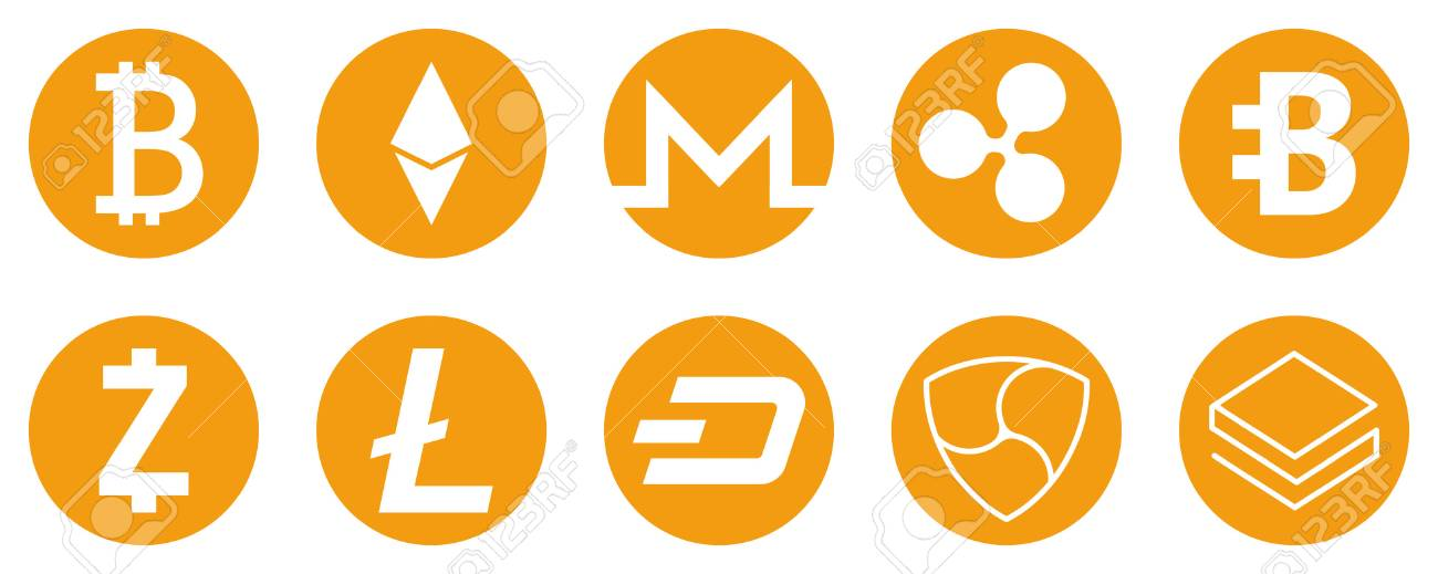 cryptocurrency symbols for facebook