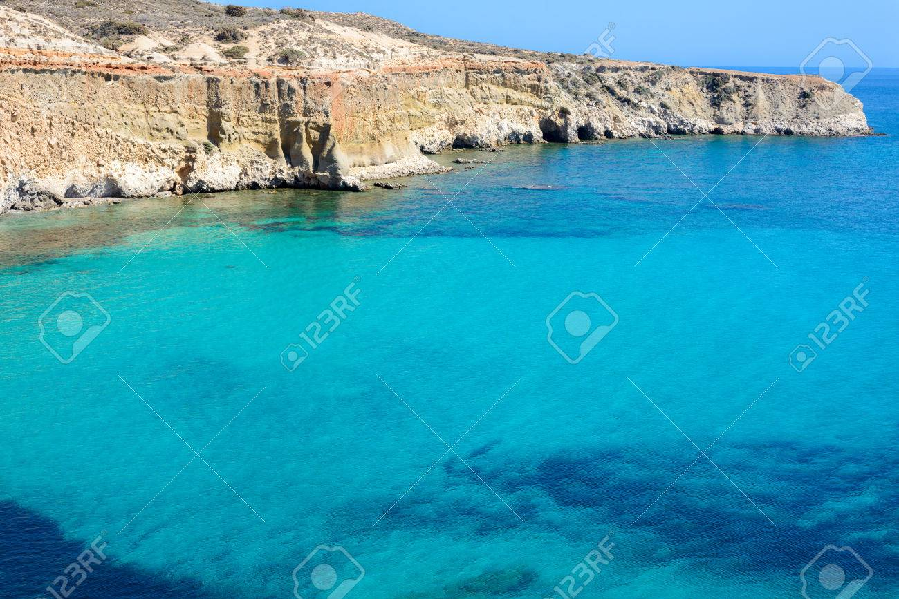 Tsigrado Cove, Greece Tsigrado Cove, Greece new photo