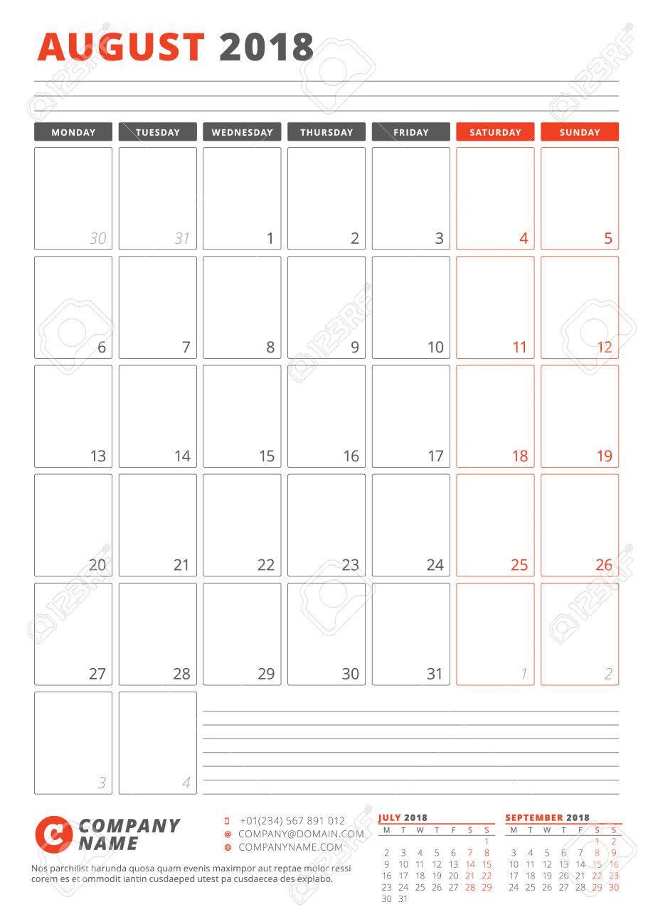Ungewöhnlich Monatsaufgabe Kalendervorlage Bilder - Entry Level ...