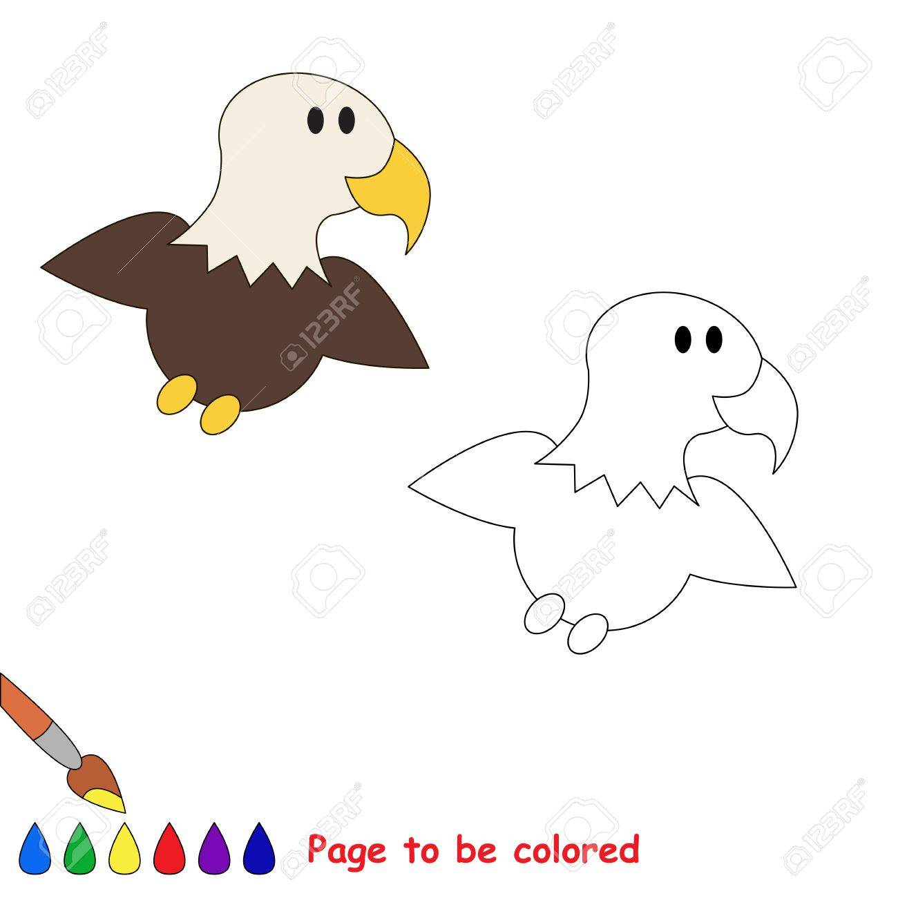 Ausgezeichnet Mexikanische Flagge Adler Färbung Seite Zeitgenössisch ...