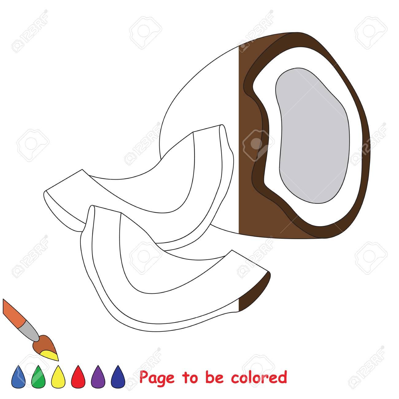 Coco Para Colorear El Libro Para Colorear Para Educar A Los Niños De Preescolar Con Juegos Educativos Fáciles Para Niños Y Educación Primaria De