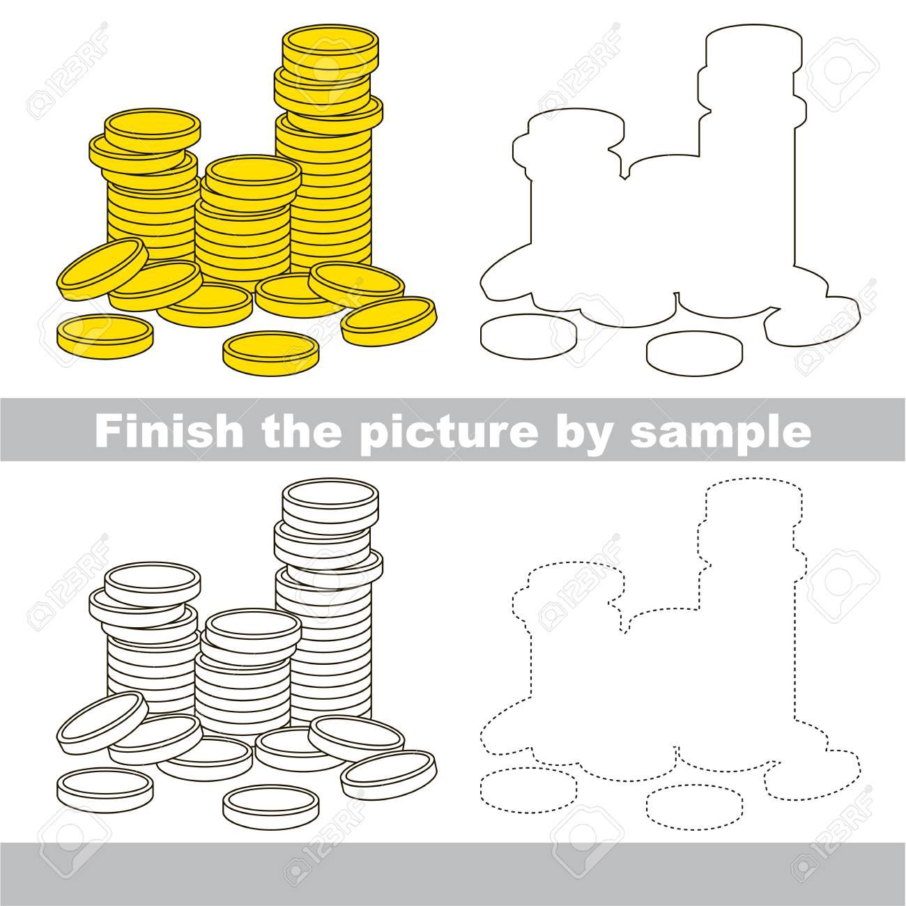 игра как рисовать деньги
