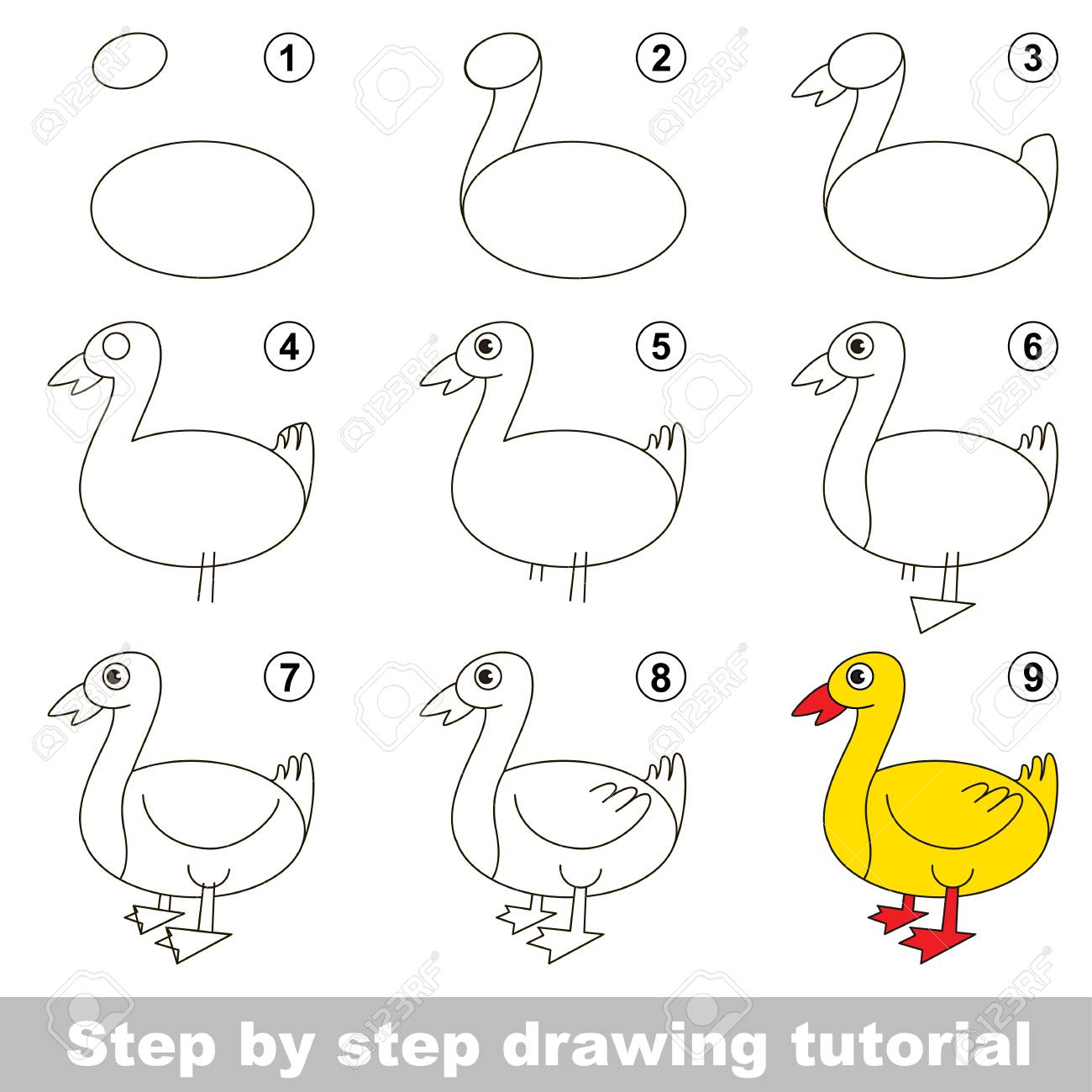 Kid Game To Develop Drawing Skill With Easy Gaming Level For