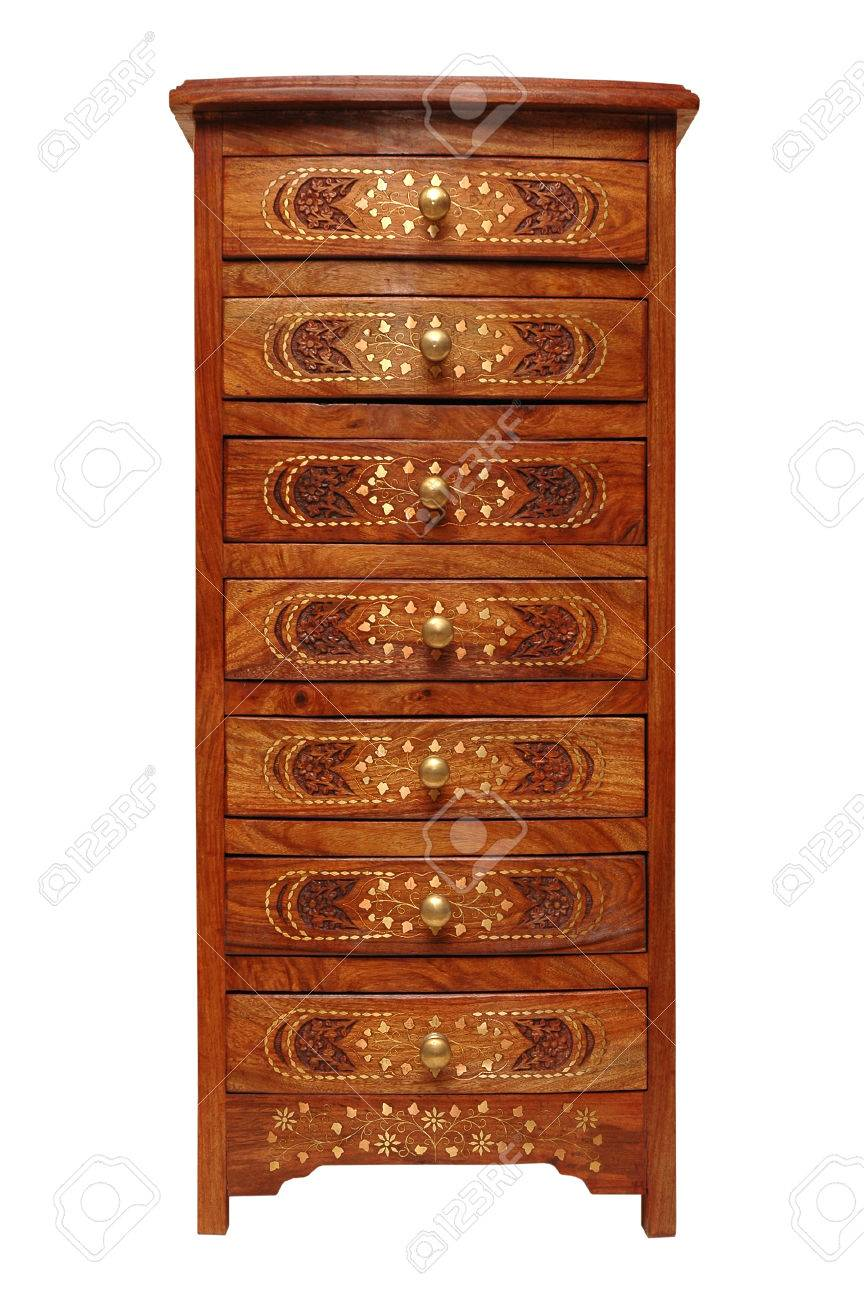 Ethnic Furniture, Indian Culture, Isolated Object Decor Stock Photo    1413044