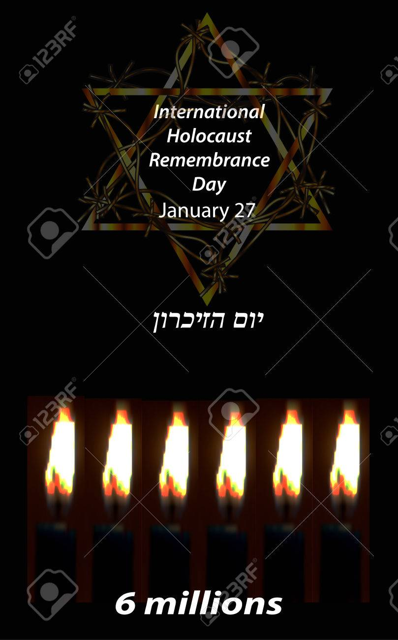 Why is holocaust memorial day on 27th january