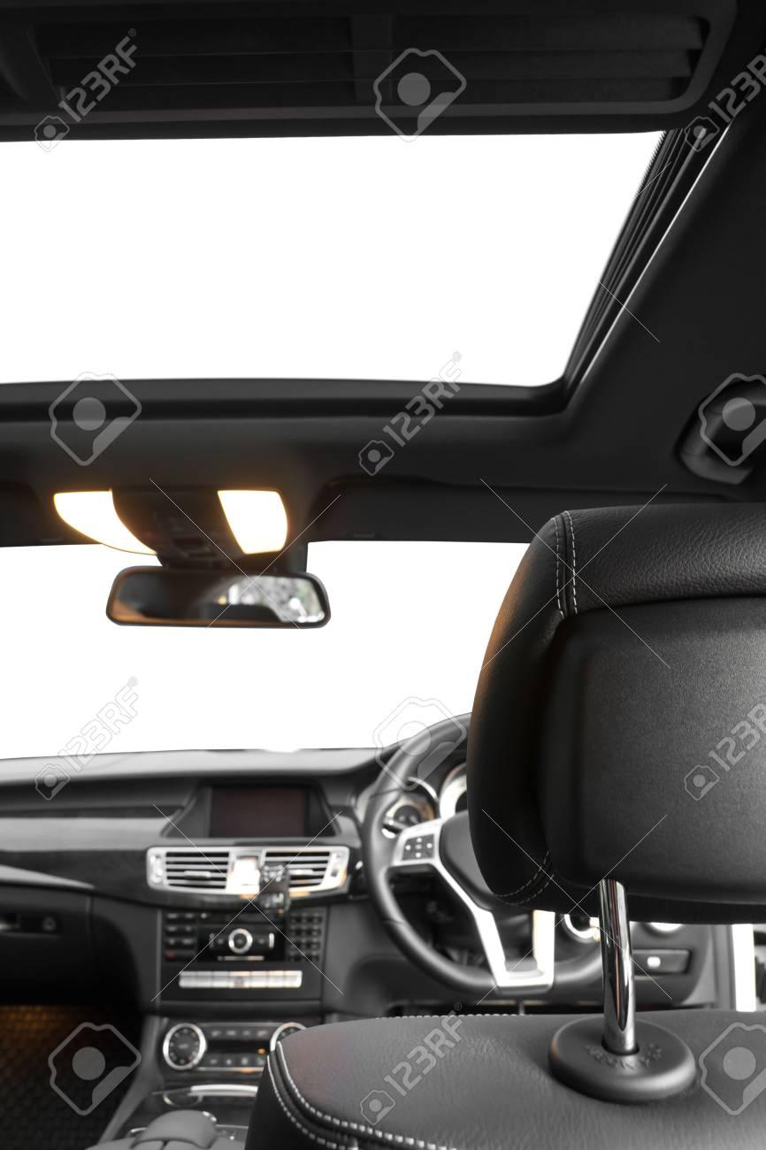 interior modern sport car Stock Photo - 11311177