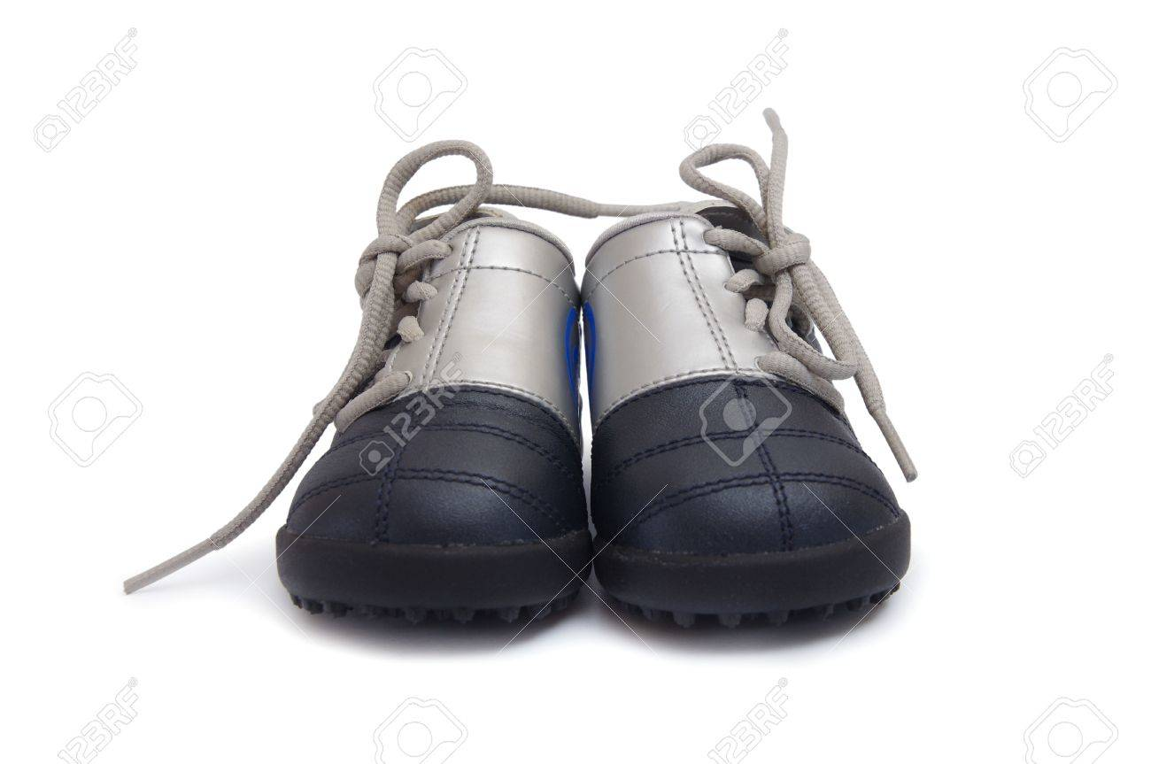 kids football shoes Stock Photo - 12997150