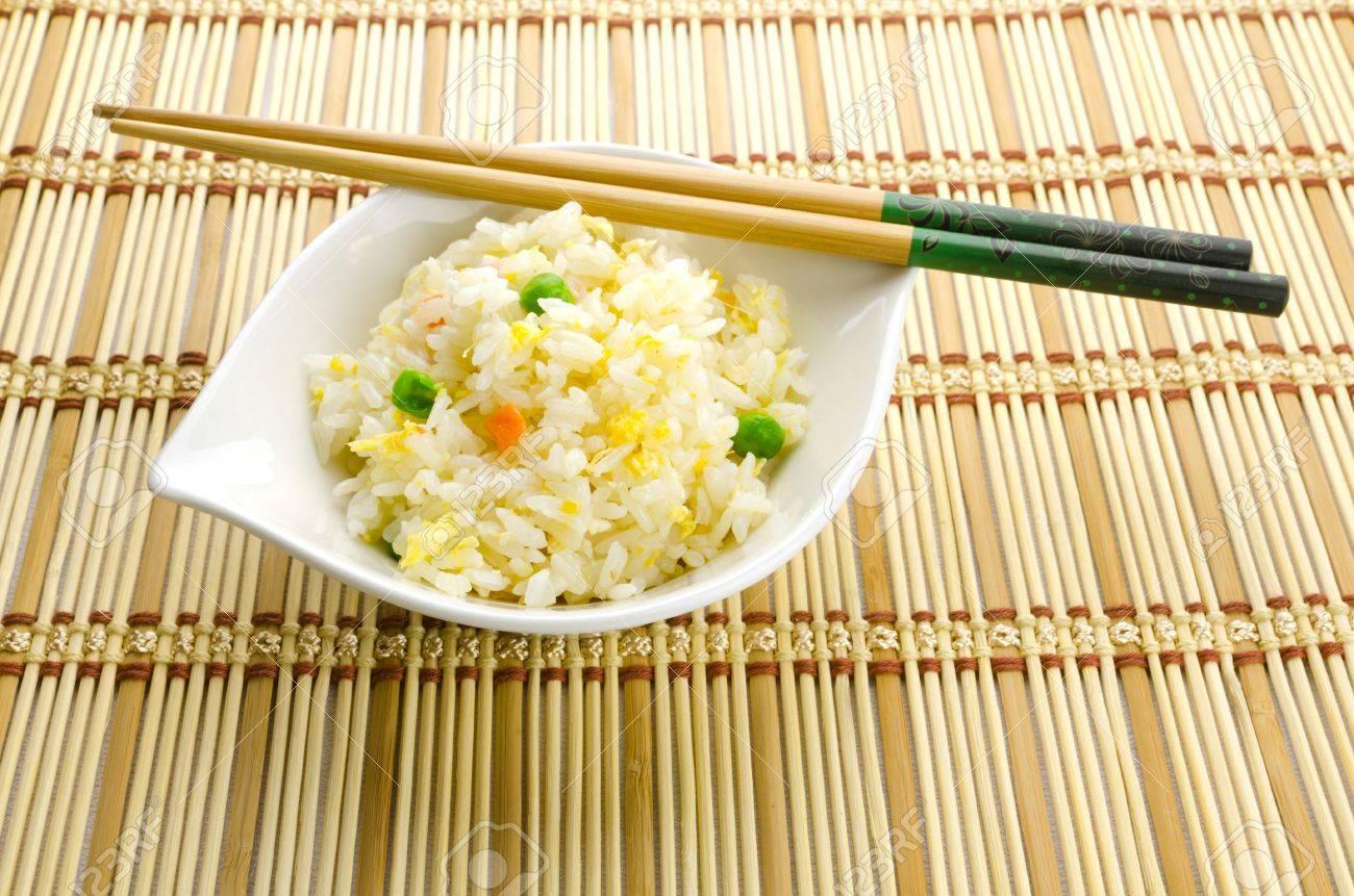 Yangzhou Reis, Traditionelle Chinesische Rezept, Kantonesische Küche ...