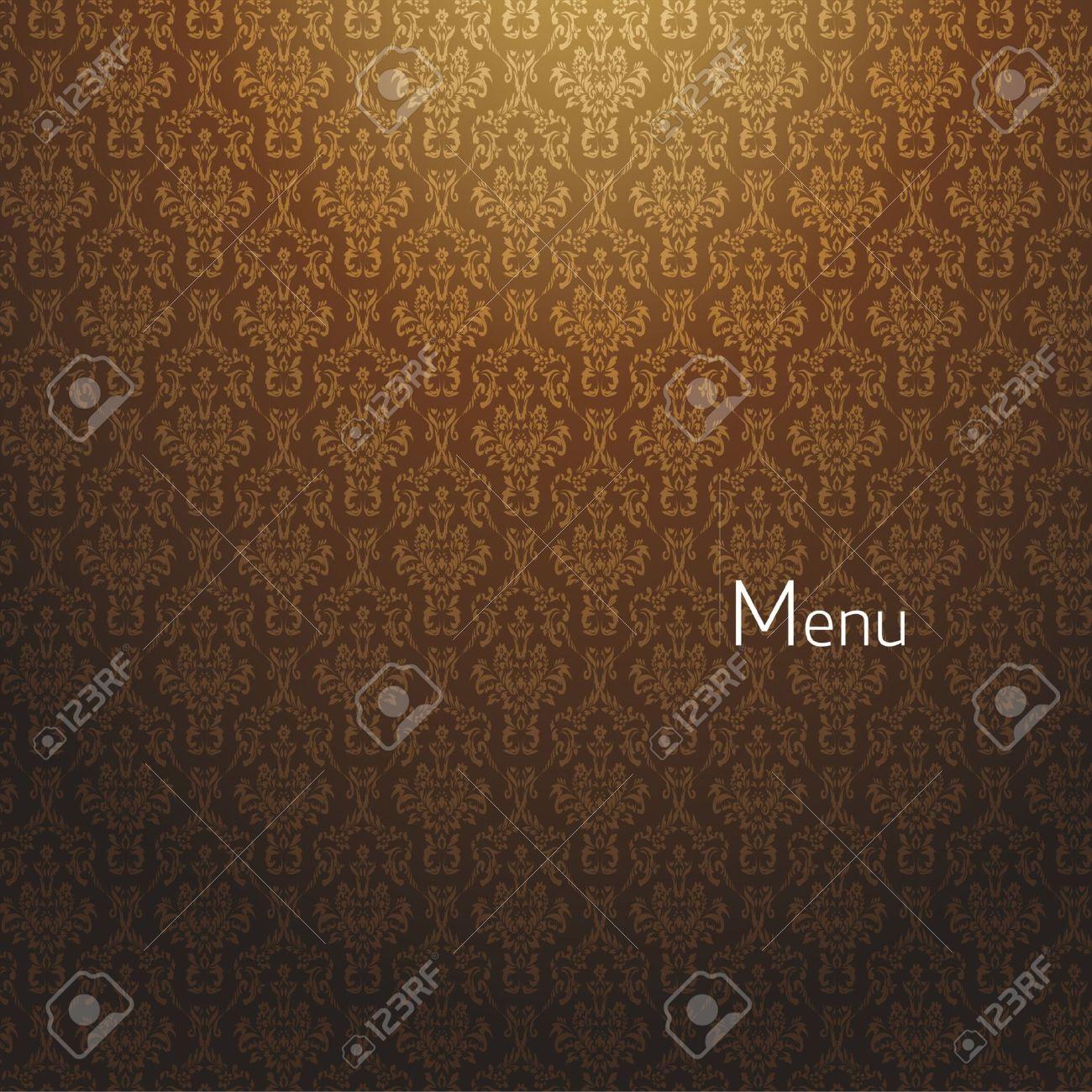 restaurant background Stock Vector - 9902070