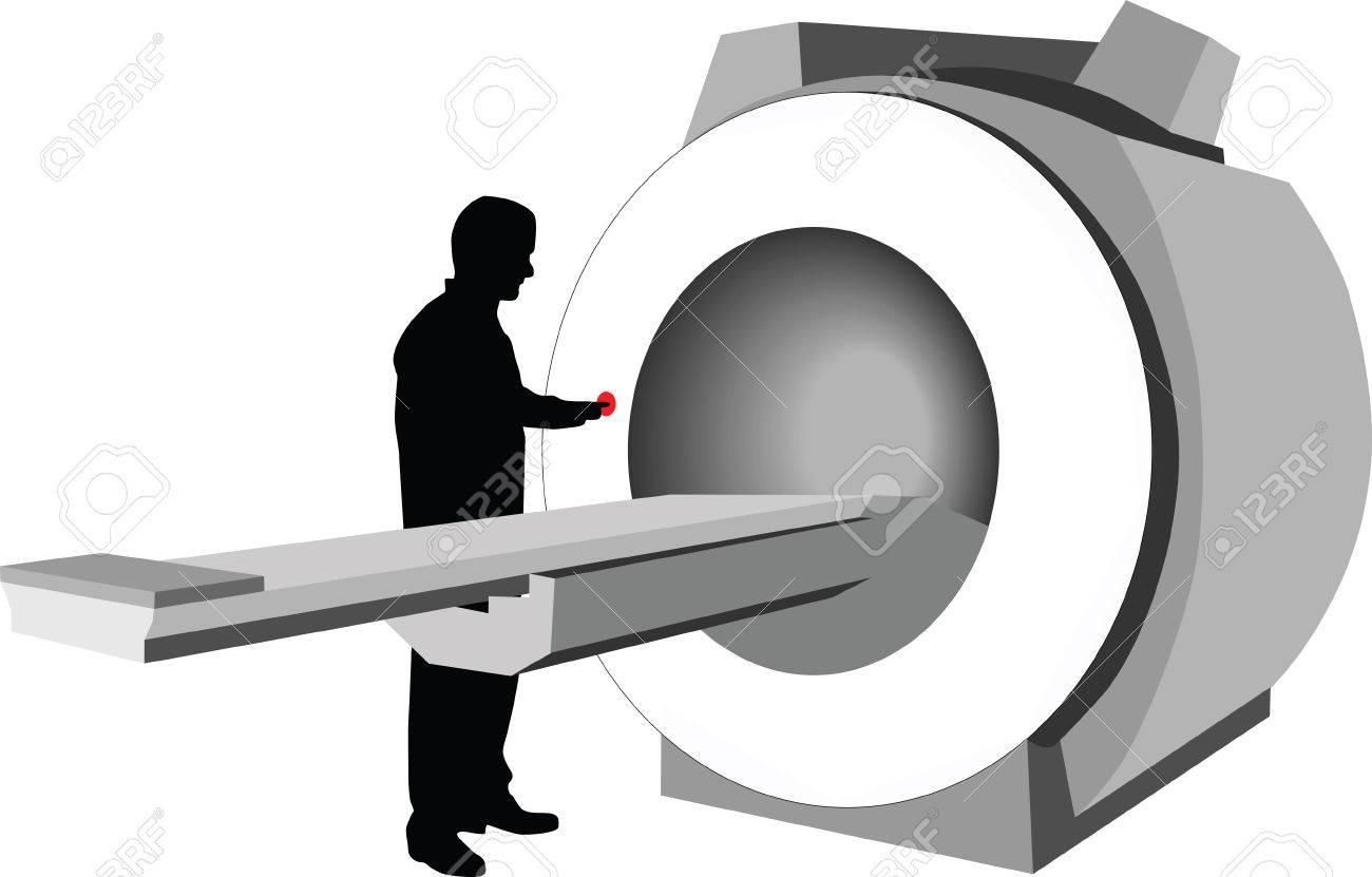 magnetic resonance Stock Vector - 7036301