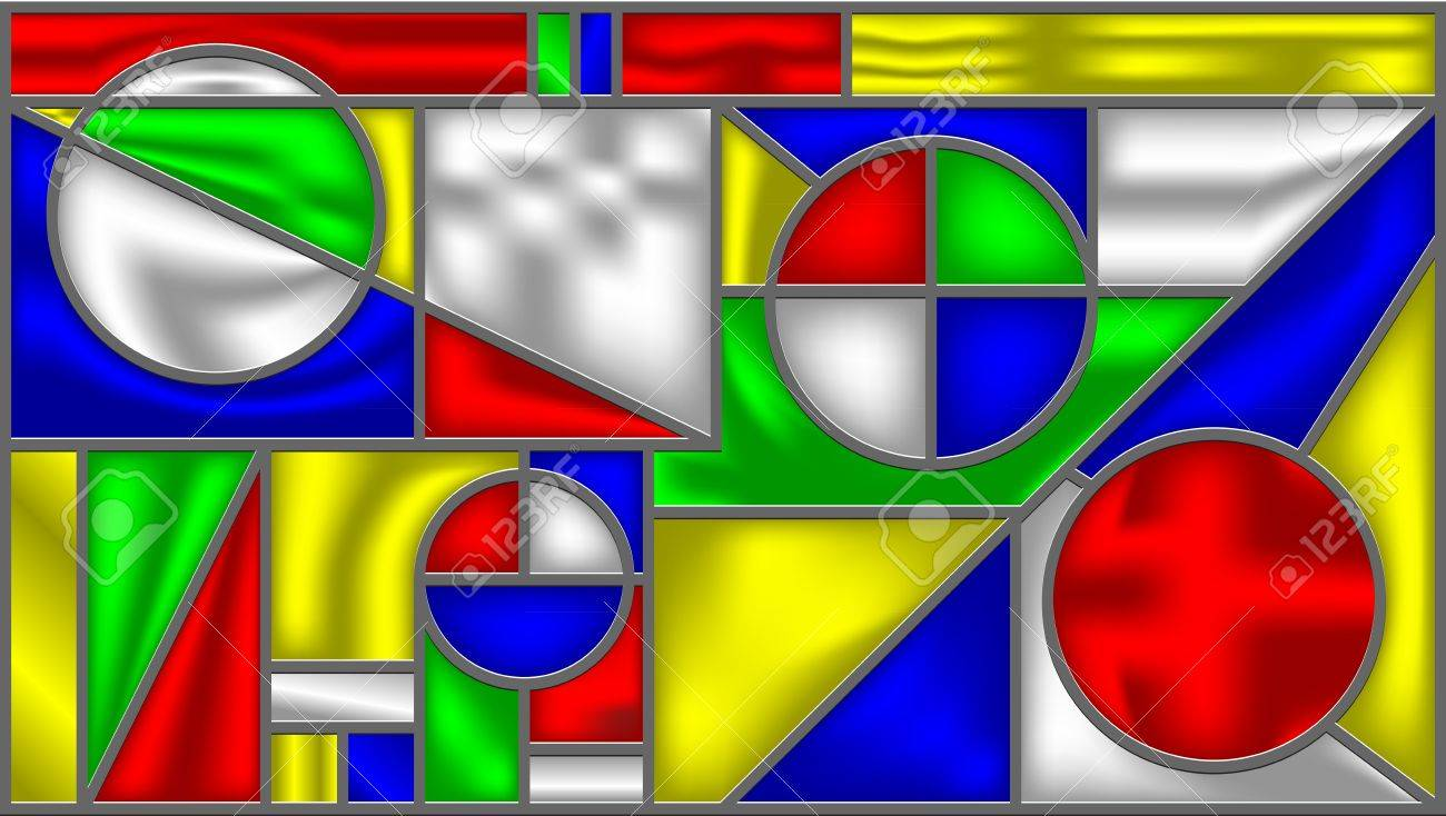 stained glass Stock Vector - 20071330