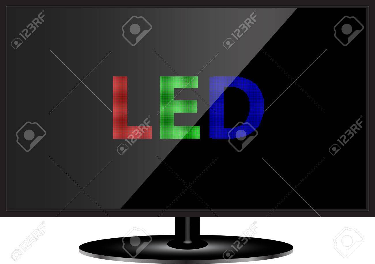 LED TV technology - 26082148
