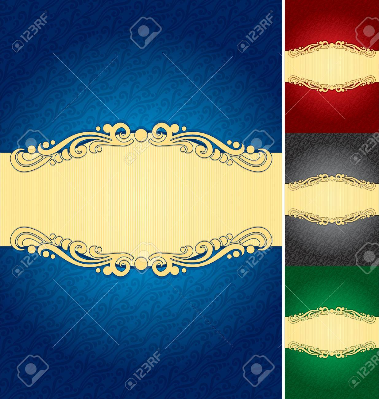 label background Stock Vector - 5043695