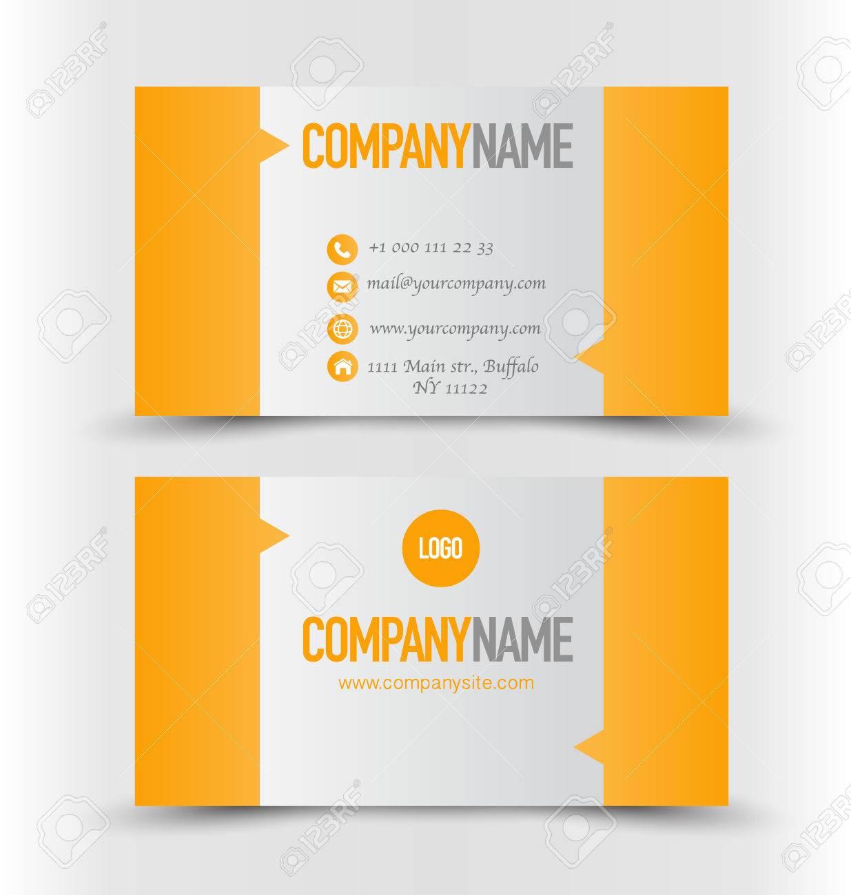 Business cards buffalo ny choice image card design and card template business card design set template for company corporate style business card design set template for company magicingreecefo Choice Image
