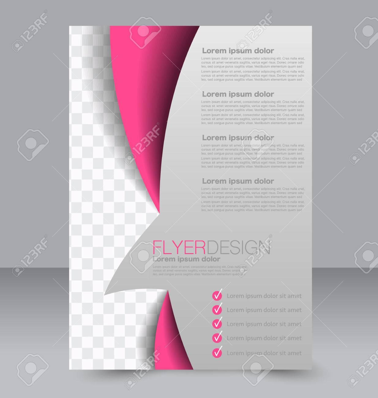 Ziemlich Masse Broschüre Vorlage Bilder - Entry Level Resume ...