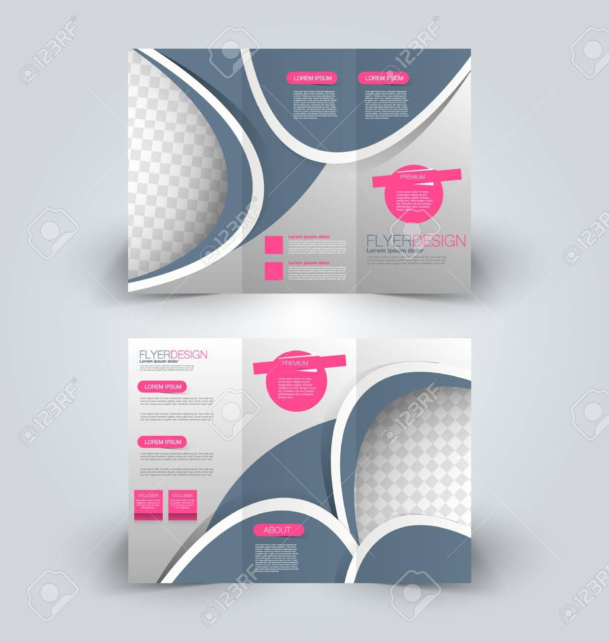 Broschüre Mock-up-Design-Vorlage Für Unternehmen, Bildung, Werbung ...