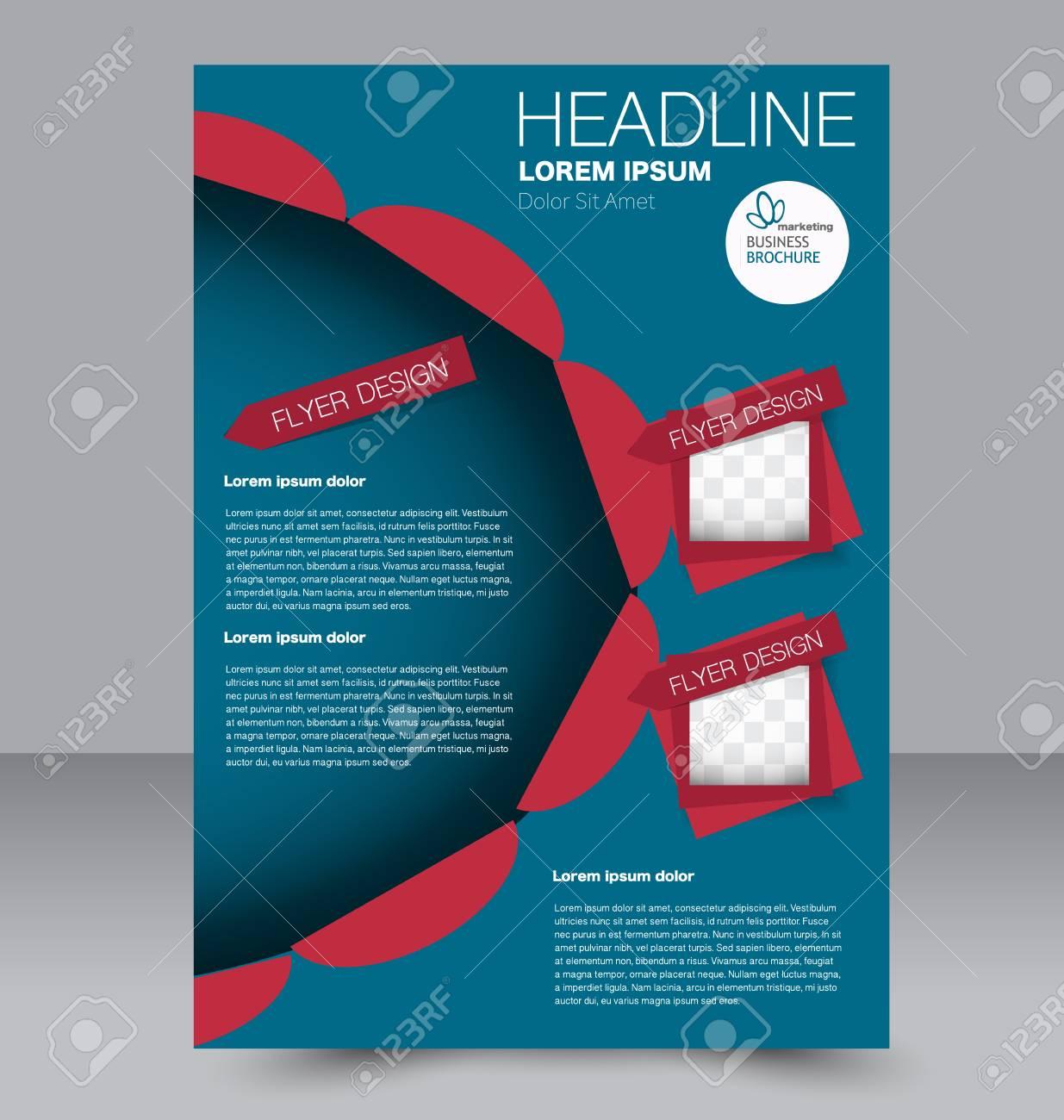 Resume Depliant Conception De Fond Brochure Modele Peut Etre