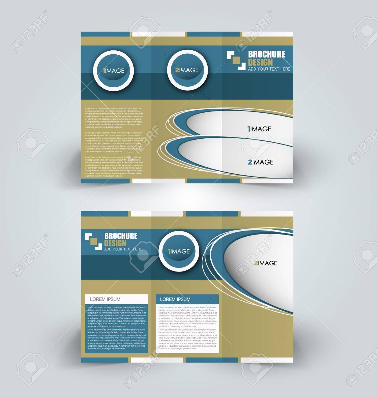 Broschüre Mock Up Design Vorlage Für Business, Bildung, Werbung ...
