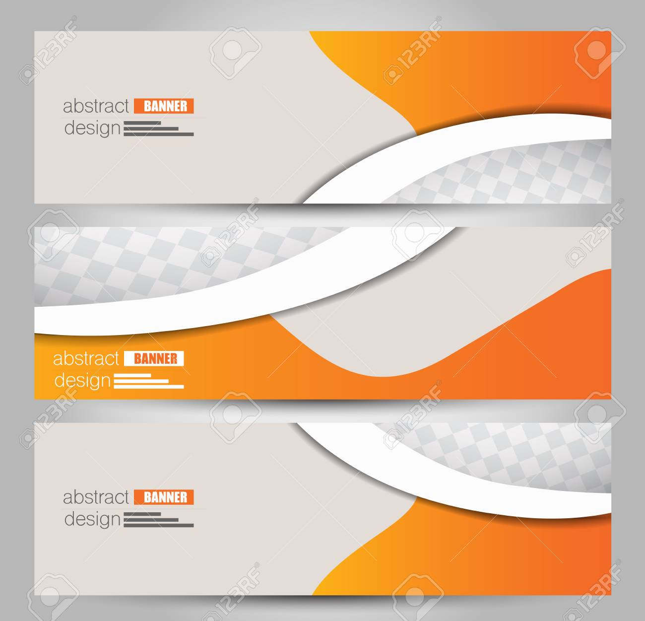 Banner Template Abstract Background For Design Business Education Royalty Free Cliparts Vectors And Stock Illustration Image 91601504