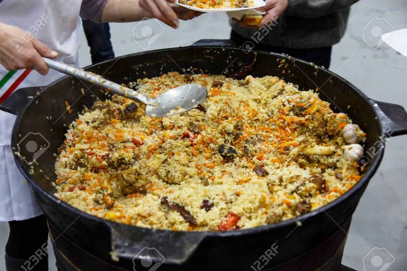 Tajik plov: recipes and cooking features 66