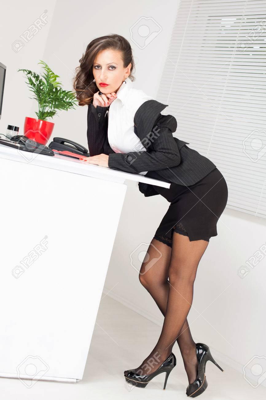 Sexy business woman Nude Photos 63