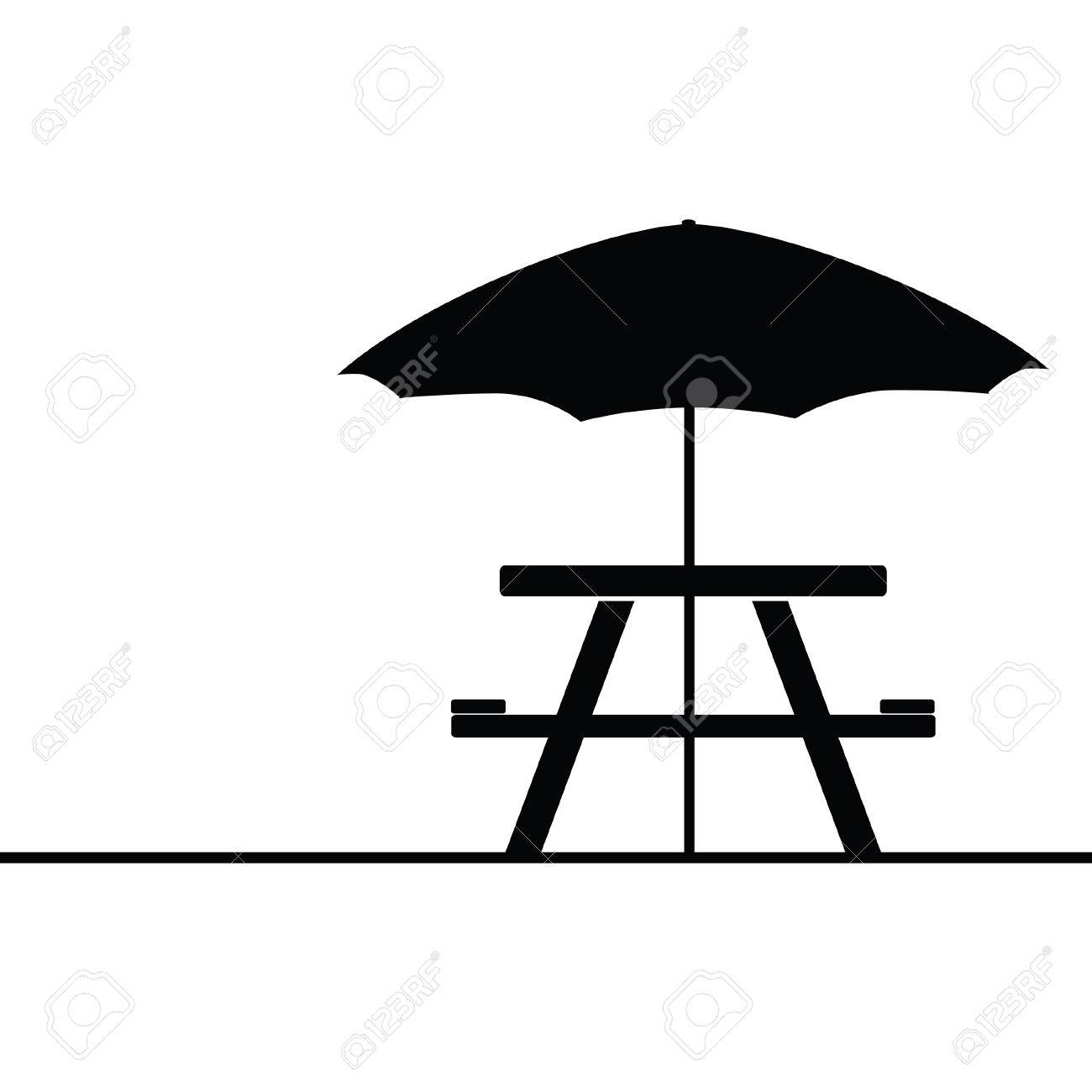 Camping and picnic table icon vector illustration royalty free camping and picnic table icon vector illustration stock vector 33391338 biocorpaavc