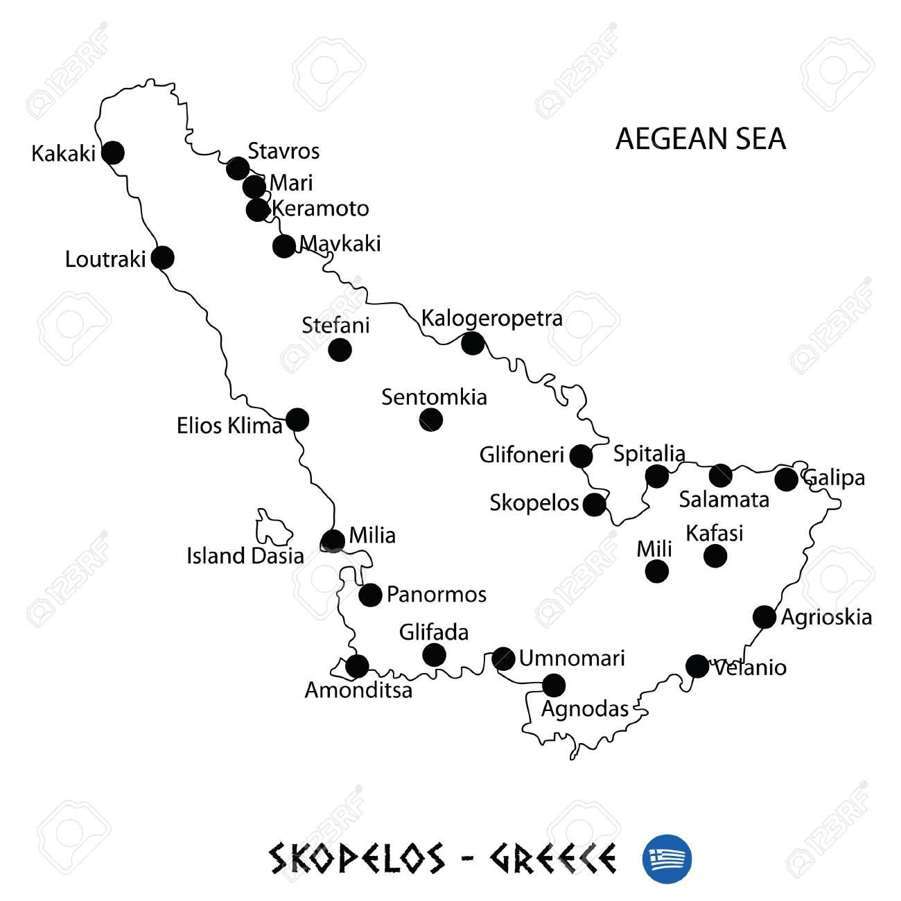 Sim Karte F303274r Usa.Griechenland Inseln Karte Deutsch