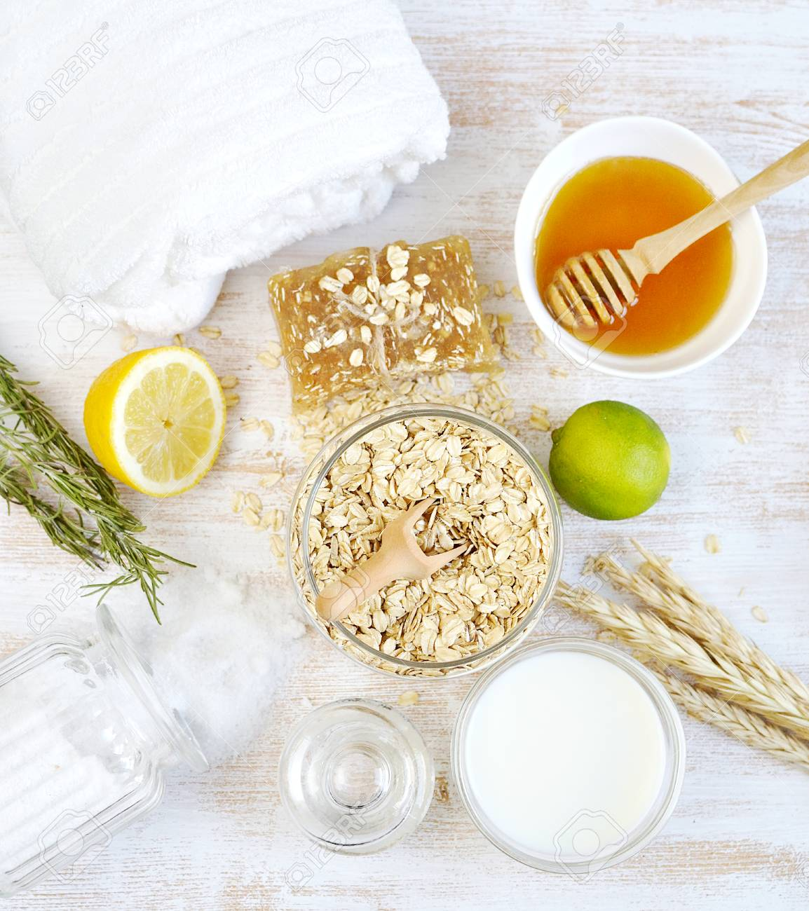 Image result for oats homemade scrub