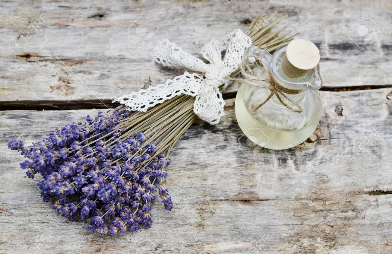 Natural Ingredients for Homemade Body Lavender Salt Scrub Soap