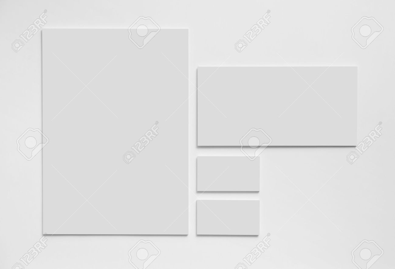 Gray simple stationery mock up template on white background gray simple stationery mock up template on white background envelope business cards and alramifo Image collections
