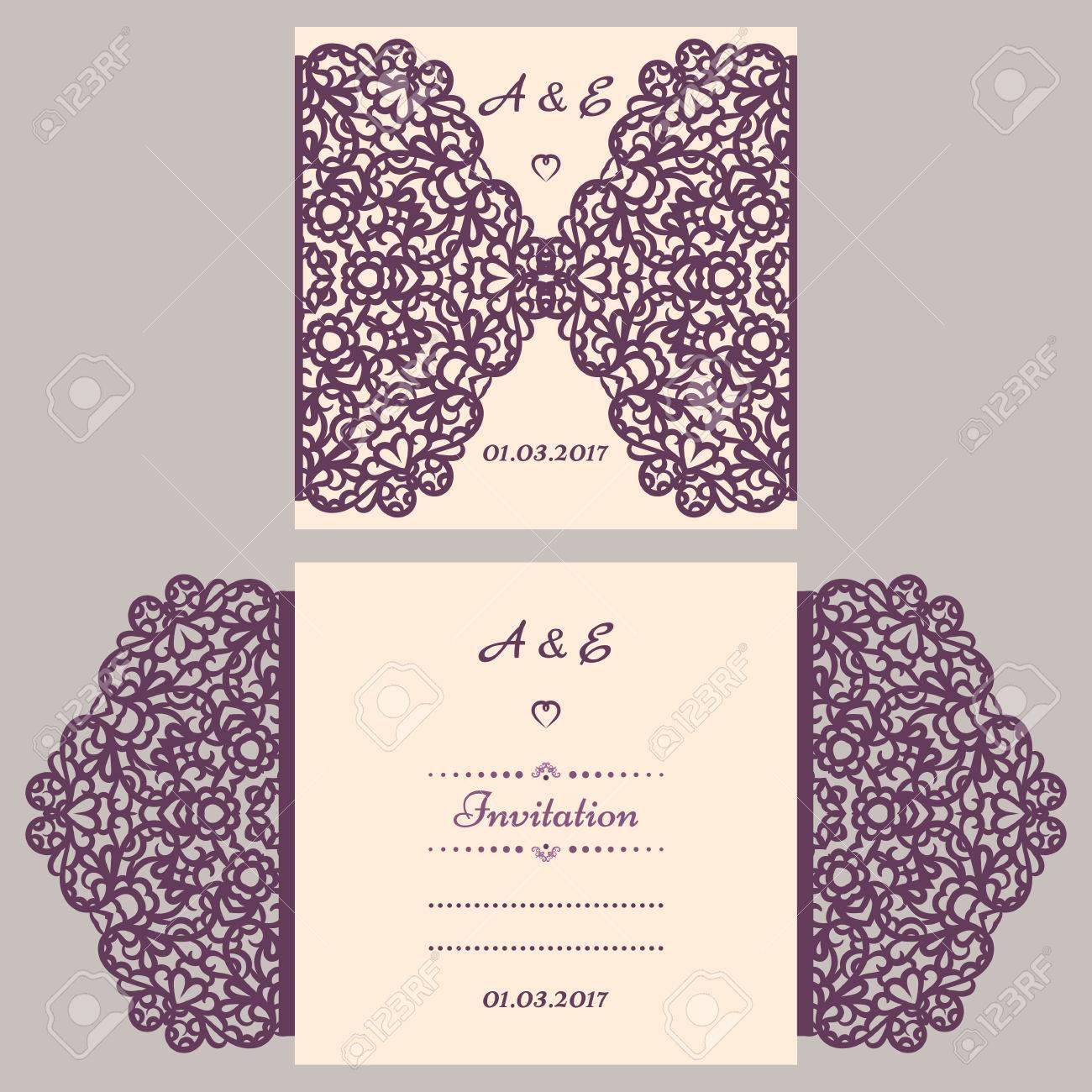 wedding invitation envelope designs