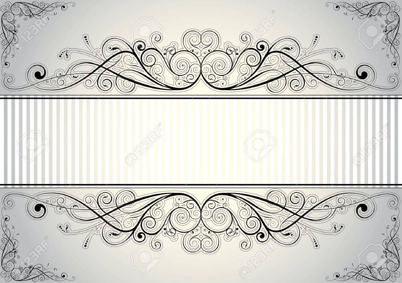 Floral frame Stock Vector - 12205659