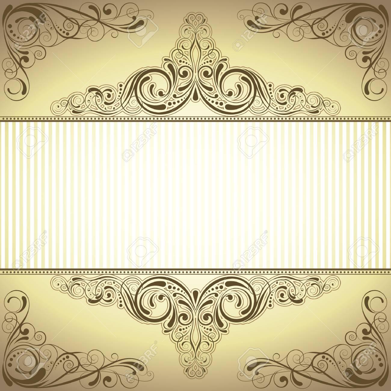 Frame background Stock Vector - 12205629