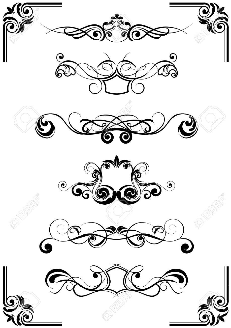 floral vector ornaments royalty free cliparts vectors and stock rh 123rf com vector ornaments for co2 laser vector ornaments word