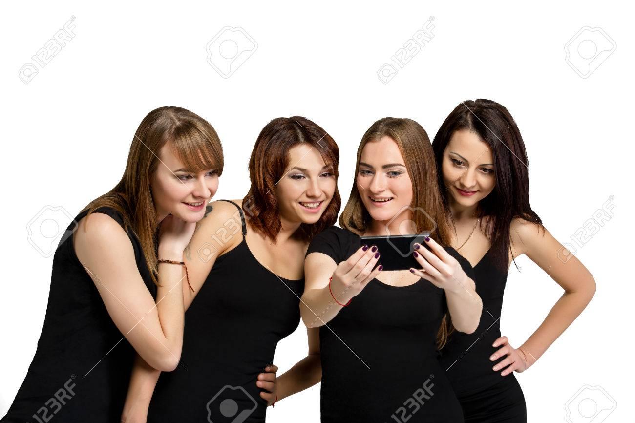 Junge schwarze Freundinnen Video von Pussy Sex