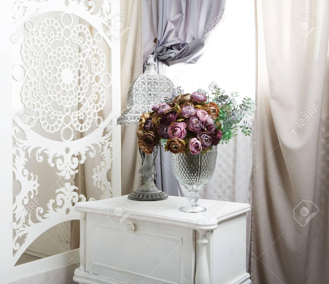 Decoration De Mariage Chambre Decoree Pour Shabby Mariage Rustique
