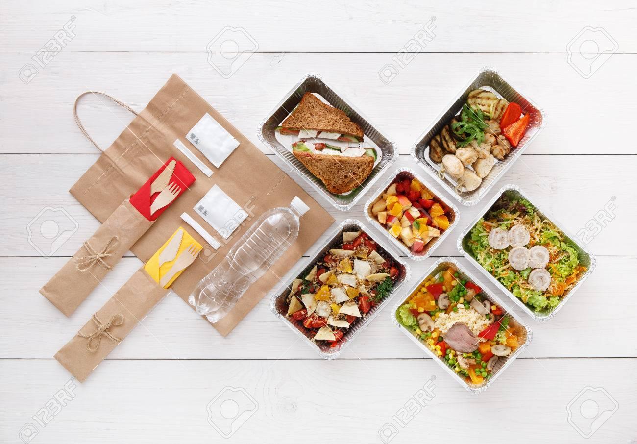 Diät-Lebensmittel-Lieferservice