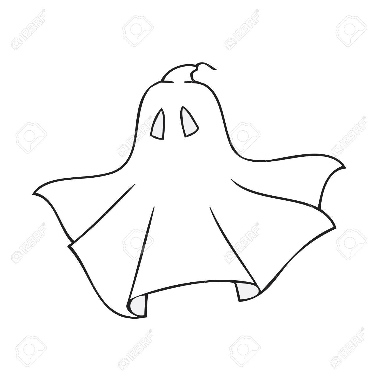 Ghost. Stock Vector - 7973686