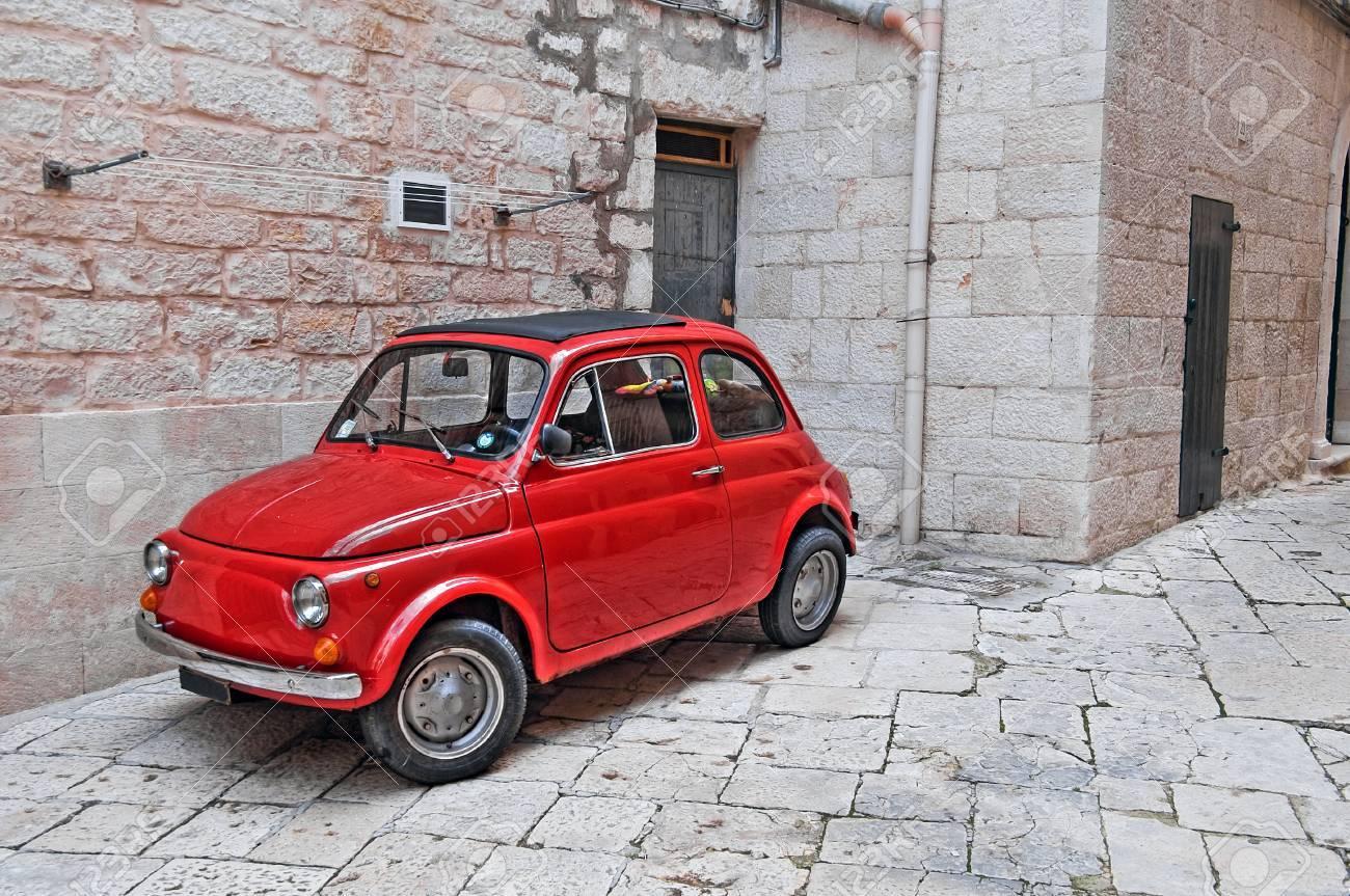 View of Giovinazzo. Apulia. Stock Photo - 8090293
