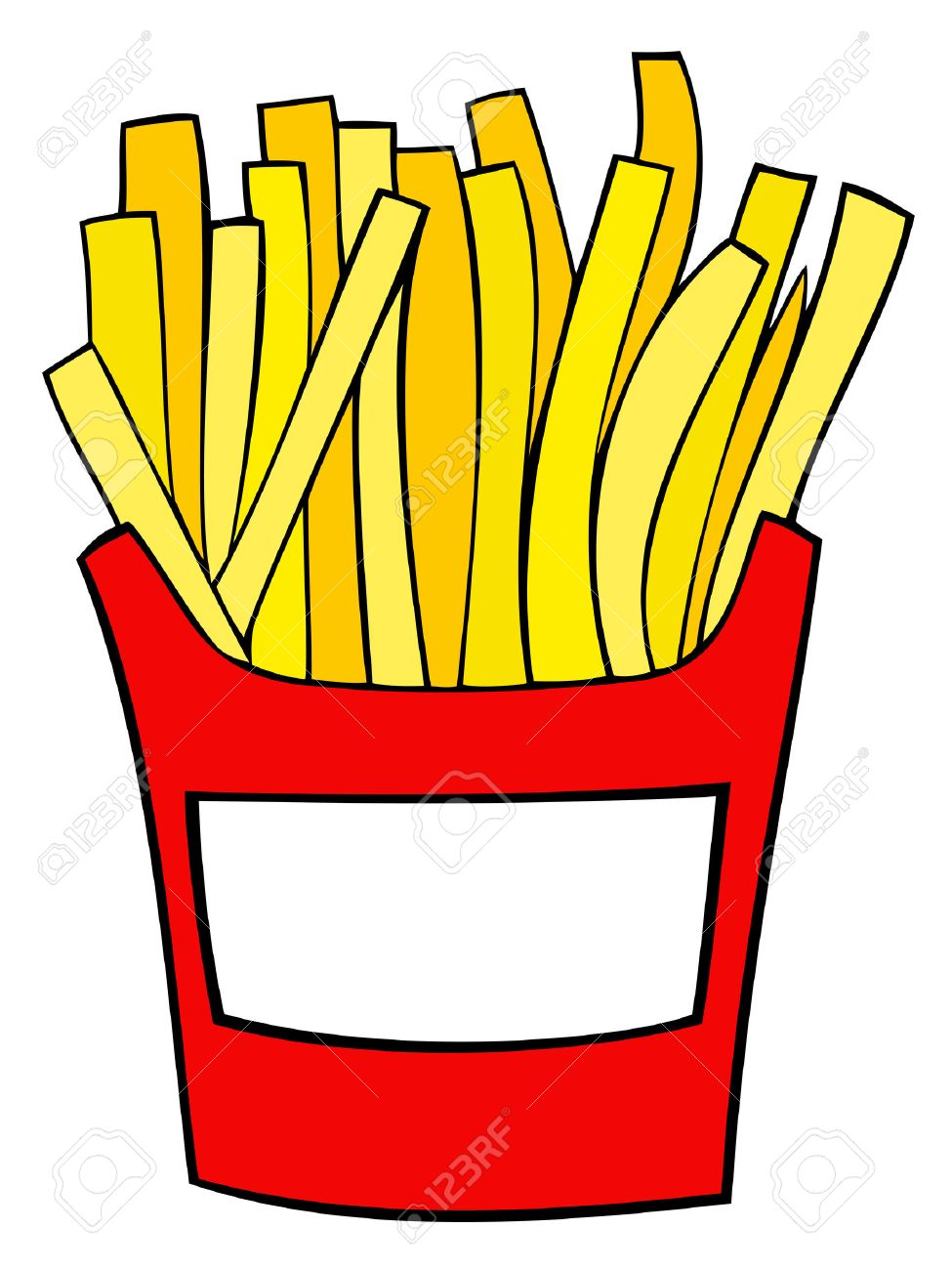 French Fries. Royalty Free Cliparts, Vectors, And Stock ...