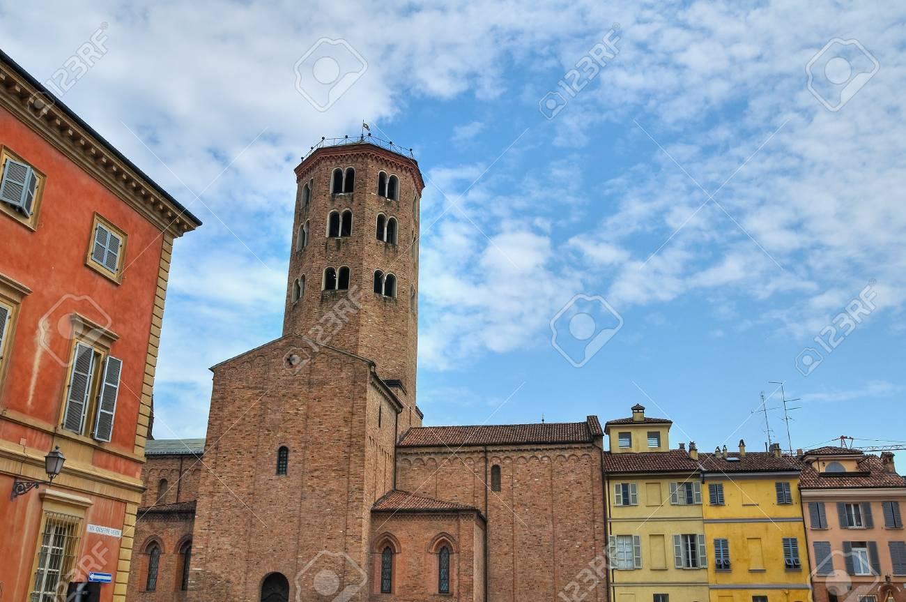 St  Antonino Basilica  Piacenza  Emilia-Romagna  Italy  Stock Photo - 13226064