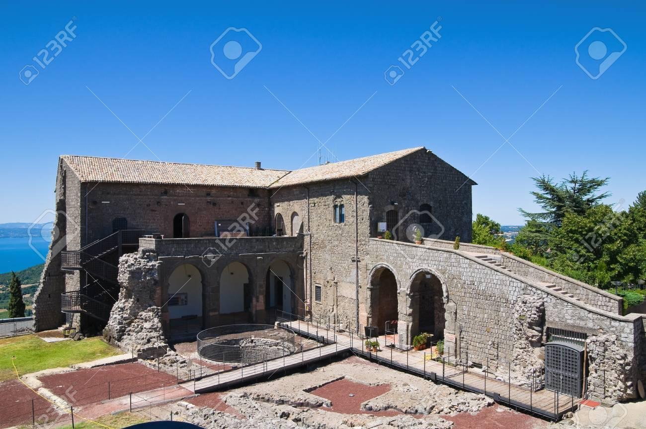 Rocca dei Papi. Montefiascone. Lazio. Italy. Stock Photo - 15902817