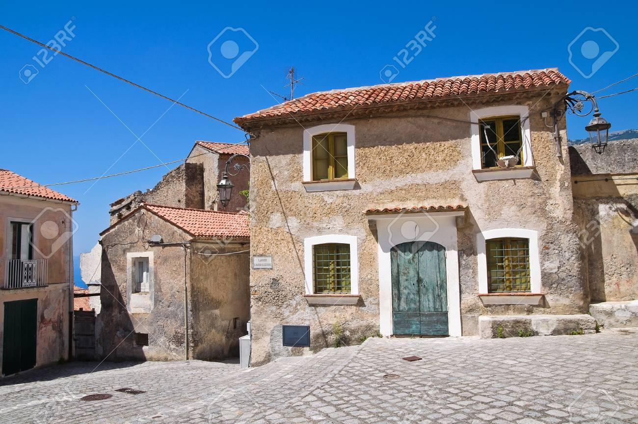 Alleyway  Maratea  Basilicata  Italy  Stock Photo - 16347952