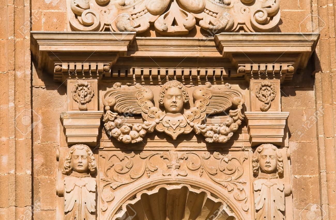 Sanctuary of Holy Crucifix. Galatone. Puglia. Italy. Stock Photo - 16760917